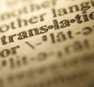 Audiovisual Translation Glossary