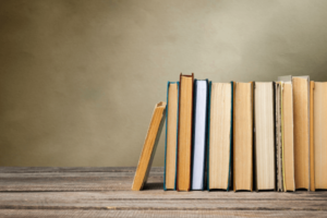 Books representing Women in Translation Month